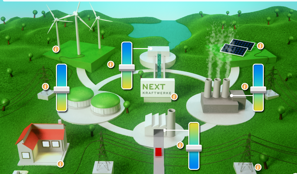 Click to play the Virtual Power Plant Game